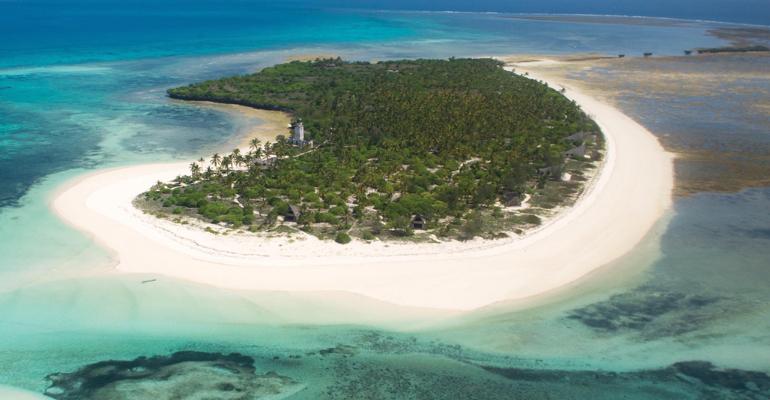 FANJOVE ISLAND, TANZANIA