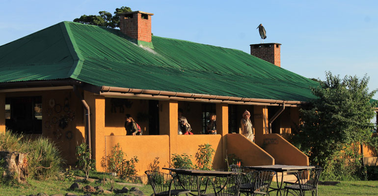 Rhino Lodge